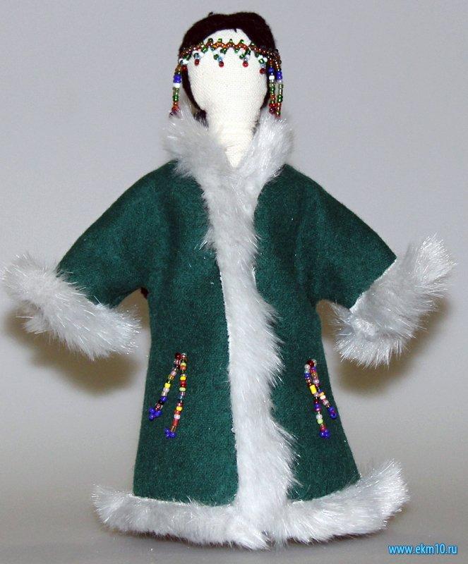 Кукла национальная. Ханты