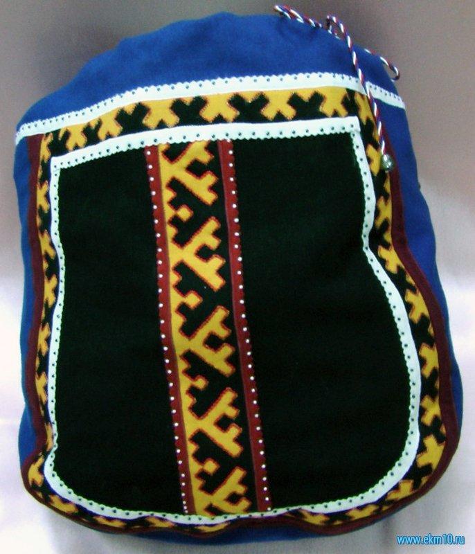 Сумка традиционная ненецкая (Вещевой мешок)