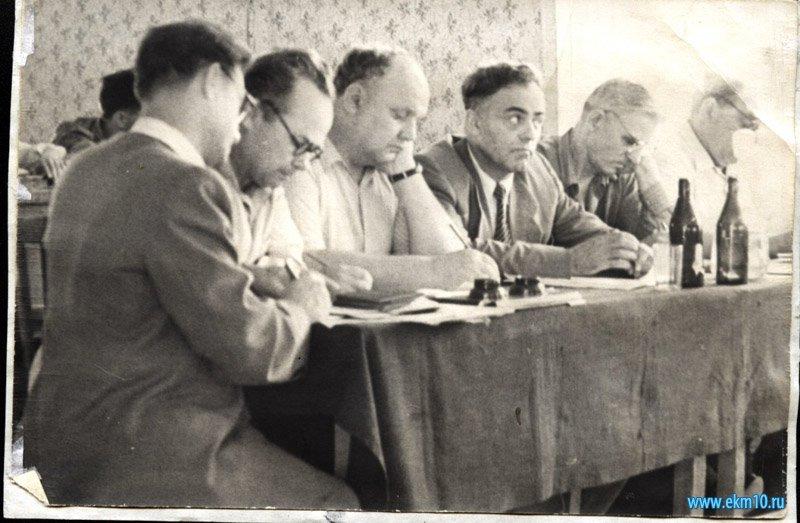 Рабочее совещание в городе Жигулёвске