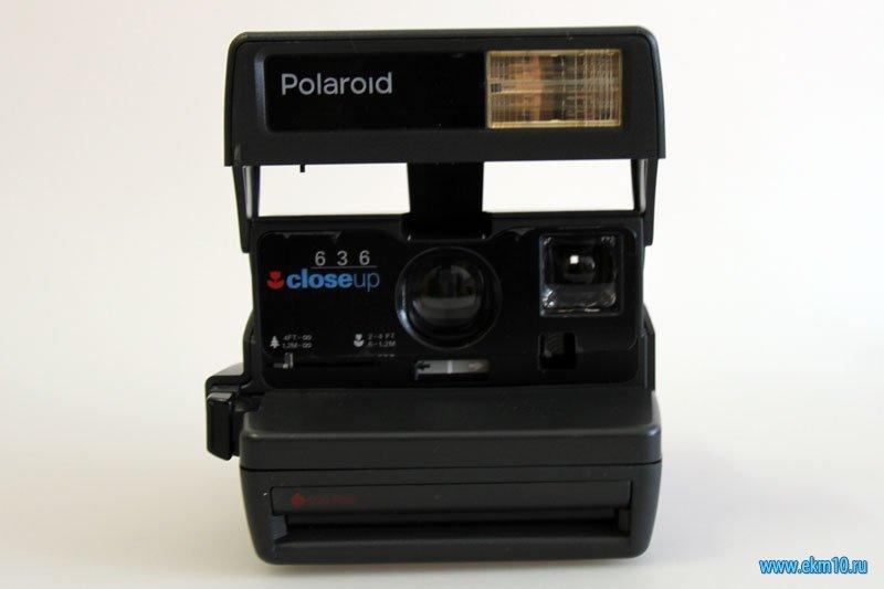 Фотоаппарат «Полароид» модель 636