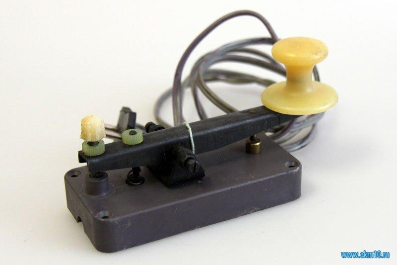 Передающее устройство «Морзянка»