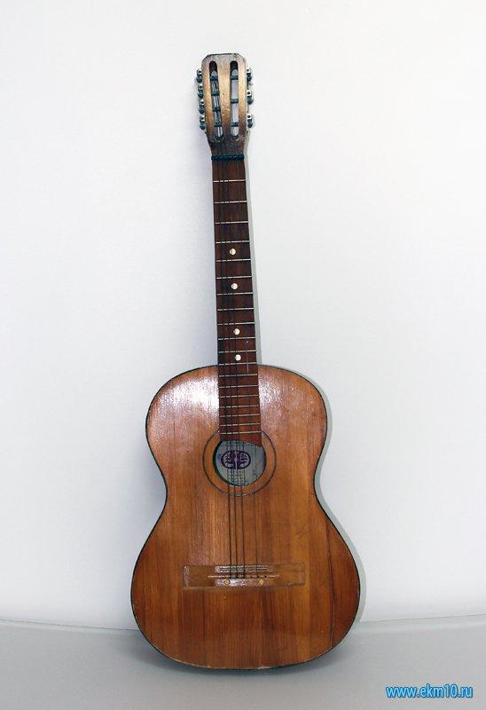 Гитара. 1984 год.