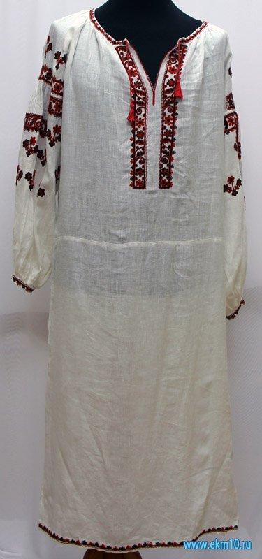 Рубаха женская (сорочка) украинская