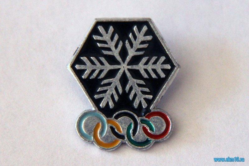 Значок «Олимпиада»