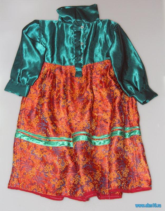 Платье детское хантыйское