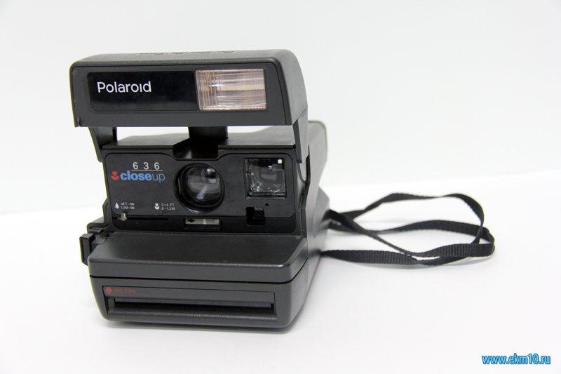 Фотоаппарат «Polaroid-636»