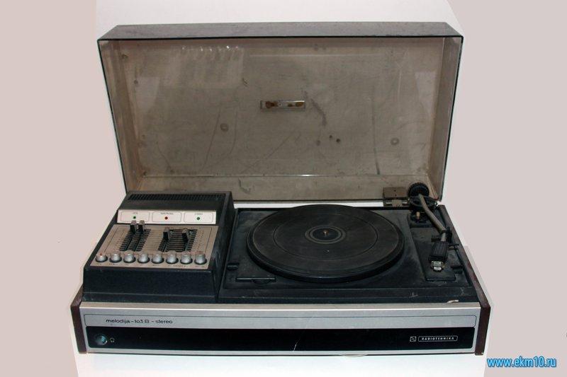 Электрофон «Melodija-103-stereo»